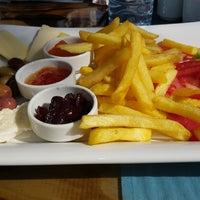 4/29/2017 tarihinde Ahmet E.ziyaretçi tarafından Sedir Cafe & Restaurant'de çekilen fotoğraf
