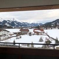 Das Foto wurde bei Hotel Engel Tyrol von Andreas B. am 3/9/2018 aufgenommen