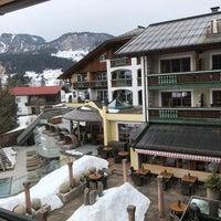 Das Foto wurde bei Hotel Engel Tyrol von Andreas B. am 3/10/2018 aufgenommen