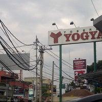 Photo taken at Toserba YOGYA by langlang b. on 6/24/2014