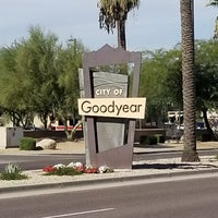 Photo taken at City of Goodyear by Denise M. on 11/6/2017