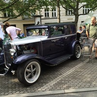 Photo taken at Classic Days Berlin by raoulinski on 6/5/2016
