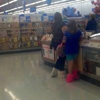 Photo taken at Walmart Supercenter by Raquel C. on 2/3/2013