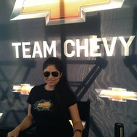 Photo taken at Team Chevy @ Rolex 24 Daytona by Raquel C. on 1/26/2013