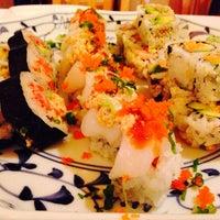 Photo taken at Sushi Yasu by Le tu H. on 10/14/2013