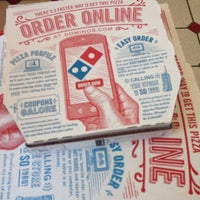 Photo taken at Domino's Pizza by Allison H. on 9/17/2015
