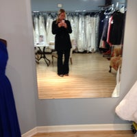 Photo taken at West Main Bridal and Couture by Allison H. on 11/16/2013