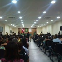 Photo taken at IESAM -  Instituto de Estudos Superiores da Amazônia by Tiago S. on 1/18/2013