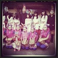 Photo taken at Universitas Lampung by Dion Z. on 1/27/2013
