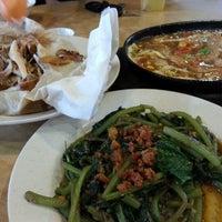 Photo taken at Bamboo Restaurant 竹林風味小食 by KarLuis Q. on 2/27/2013