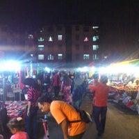 Photo taken at Pasar Malam Bandar Baru Bangi by Buzz  Lightyear B. on 1/12/2013