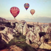 Photo taken at Cappadocia by Sv 👄 L. on 5/6/2013