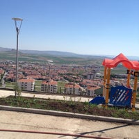 Photo taken at Kutlu Doğum parkı by Ali G. on 5/16/2014