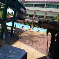 Photo taken at Villa Carmelita In-Land Resort & Hotel by Niix C. on 4/19/2014