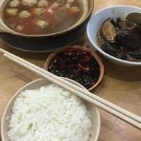 Photo taken at Man Li Hiong Bak Kut Teh 萬里香肉骨恭茶 by Girly G. on 8/3/2016