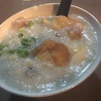 Photo taken at Chai Chee Pork Porridge by Herenna N. on 5/31/2016