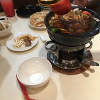 Photo taken at Chicken Hot Pot by Herenna N. on 11/6/2016