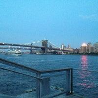 Photo taken at Seastreak Ferry - Pier 11 Terminal by Jill M. on 8/4/2013