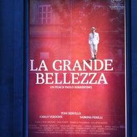 Photo taken at Cinema Tibur by Antonellina N. on 6/2/2013