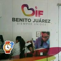 Photo taken at DIF Benito Juarez by Memo T. on 6/7/2017