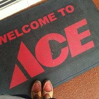 Photo taken at ACE Hardware by Angela V. on 2/14/2013