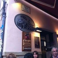 Photo taken at Taberna del Tío Blas by Luis Javier A. on 6/8/2013