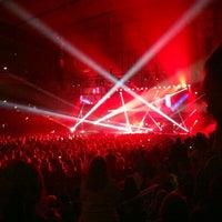 Photo taken at Royal Farms Arena by Jeni B. on 2/23/2013