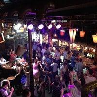 Снимок сделан в Амбар / Amsterdam Bar (Ambar) пользователем Николай Л. 5/30/2013