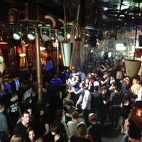 Снимок сделан в Амбар / Amsterdam Bar (Ambar) пользователем Николай Л. 3/3/2013