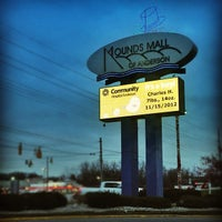 Photo taken at Mounds Mall by Raymond H. on 11/24/2012