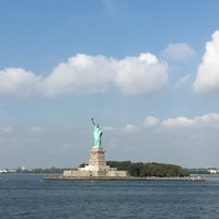 Photo taken at Staten Island Ferry Boat - John J. Marchi by Rubine R. on 9/8/2016