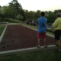 Photo taken at Chattahoochee Country Club by Gil M. on 4/24/2014