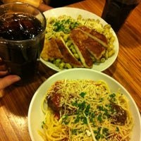 Photo taken at Noodles & Company by Olivia J. on 1/8/2013