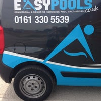 Photo taken at Easy Pools (Commercial & Domestic Sweeming Pools Specialists) by Maria B. on 7/26/2013