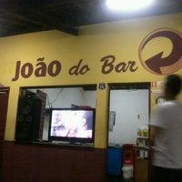Снимок сделан в Bar do João пользователем Ceicinha F. 2/14/2013