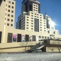 1/31/2013 tarihinde Александр Г.ziyaretçi tarafından Radisson Bl - Astana'de çekilen fotoğraf