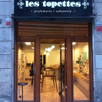 Photo taken at Les Topettes by Iván B. on 3/23/2013