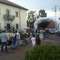 Photo taken at Roncello by Massimiliano N. on 9/7/2013
