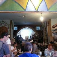 Photo taken at Lahuhe Original Yemanite Food Bar by Danny Z. on 8/13/2015
