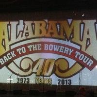 Foto scattata a Alabama Theatre da Blaine G. il 4/5/2013