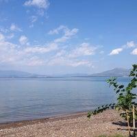Photo taken at NOSTOS Fish Restaurant by Marilou on 9/19/2014