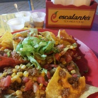 Photo taken at Escalante's Tex-Mex Food by Cláudia L. on 7/31/2013
