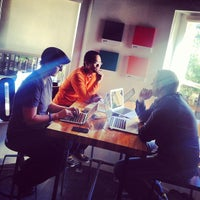 Photo taken at Canvas Co-Working by Marty M. on 8/15/2013