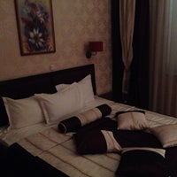 Photo taken at Гостиница «Минск» / Minsk Hotel by M on 10/11/2013