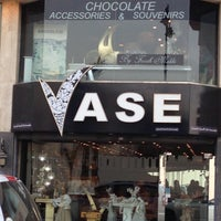 Photo taken at Vase by Alaa M. on 5/11/2013