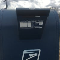 Photo taken at Dahlgren Post Office by Alan B. on 4/4/2018