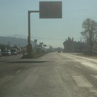 Photo taken at İzmir - Çanakkale Yolu by İlker D. on 1/10/2013