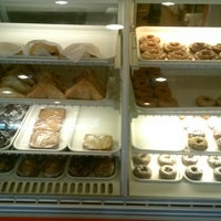 Photo taken at Grand Line Cafe & Donuts by Paul W. on 3/16/2013