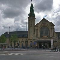 Photo taken at Avenue De La Gare by Alex O. on 5/20/2017