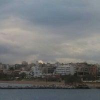 Photo taken at Άγονη Γραμμή by Eva T. on 3/10/2017
